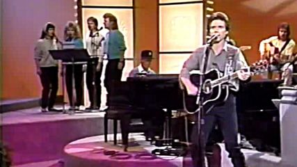 J. C. Crowley - Harder Than it Sounds / Live on Nashville Now 1988
