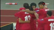 Азербайджан - Италия 1:2 (Първо полувреме)