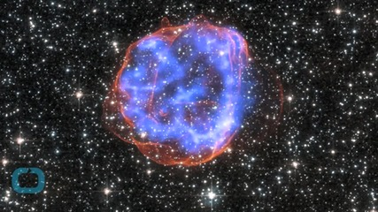 Scientists Using Hubble Telescope Photograph Nasty Star