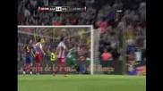 Barcelona vs Sporting Gijon 1:0 - Гола на Боян Къркич