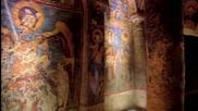 Без Багаж - Кападокия еп.4 - музей на открито Гьореме, древни християнски църкви,