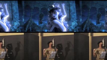 Милена Маркова - Маца в ролята на злата Деламорта! Седмото джудже
