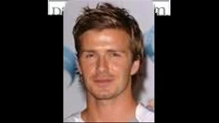 David Beckham Pics