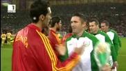 Испания 4:0 Ирландия Велик Торес Избухна!
