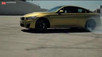 Супер Дрифт BMW M4..,