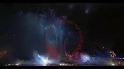 Нова Година в Лондон 2012