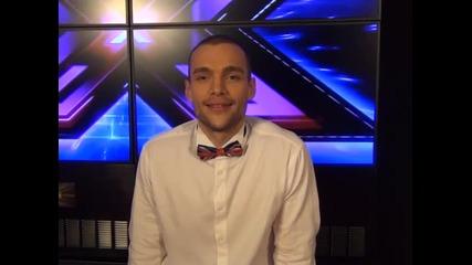 Мартин Котрулев - зад кулисите на X Factor