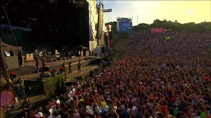Kaiser Chiefs - Take My Temperature - Rock in Rio Lisboa 2012