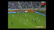 1/4 World Cup 10 - Argentina 0 - 4 Germany