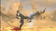 Mk 9: Sub - Zero trailer (ps3, Xbox 360 / 2011)