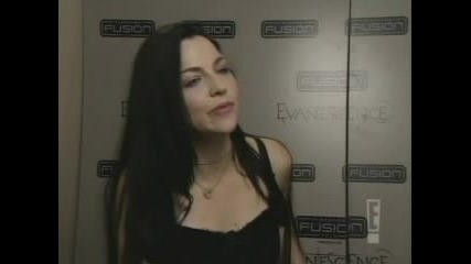 Evanescence - Tv - E! News Live