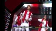 [hd] Teen Top - Crazy [live - 120114 Mbc Music Core]