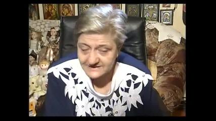 Вера Кочовска - интервю Вера Кочовска 1 част