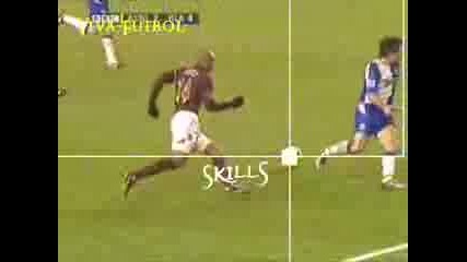 Thierry Henry - Just Skills