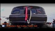1029 коня Opel Calibra C20let Turbo