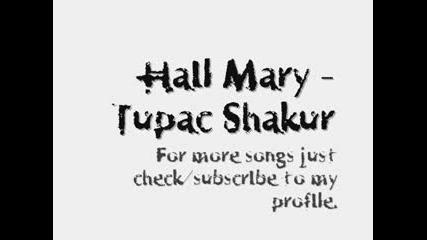 2 Pac - Hail Mary [ Original ]