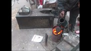 Как се правят пуканки в Китай 2