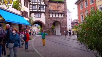 Фрайбург – градът на бъдещето