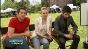 Chuck, Yvonne и Zac се чудят дали ще има 5 сезон,nbc press