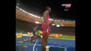 Финал 100 метра Мъже Световно първенство по лека атлетика Берлин 2009