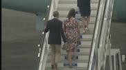 Cuba: Obama heads for Argentina following historic Havana visit