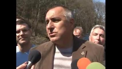 Бойко за Варна: Ще си останете село