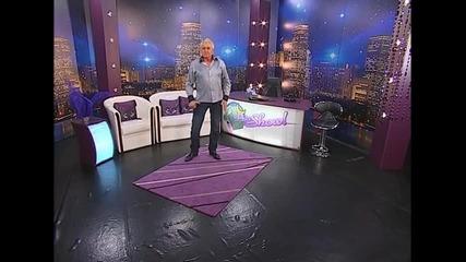 Era Ojdanic - I sve sto sam steko - Peja Show - (TvDmSat 2012)