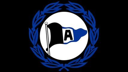 Химн на Арминия Билефелд/ Himn na Arminia Bielefeld