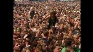 Rammstein - Der Meister, Live Bizarre Festival 1996
