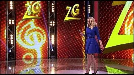 Ana Milosevic - Sve sam stekla sama - Popij me kao lek - (Live) - ZG 2013 14 - 08.03.2014. EM 22.