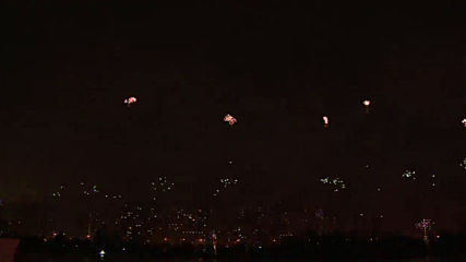Russia: International firework festival lights up Moscow skyline