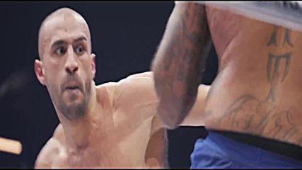 Бадр Хари отново се завърна на ринга с победа