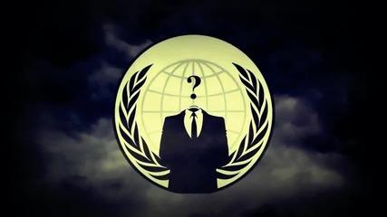 Анонимните - Можем да променим Света ! We can Change the World [hd]