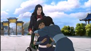 The Legend of Korra Book 3 Episode 13 Venom of the Red Lotus ( s 3 e 13 )