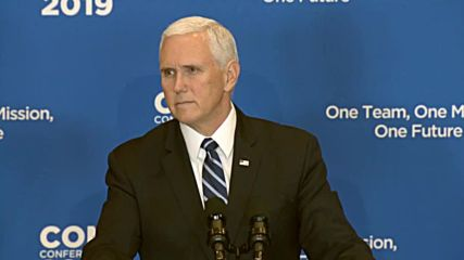 USA: Pence declares victory over IS hours after US troops killed in Syria