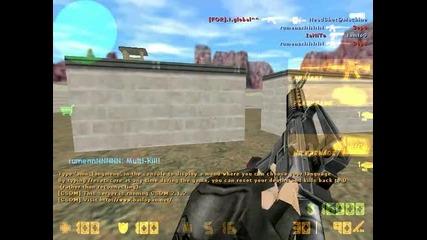Да Играем Counter Strike 1.6 епизод 6