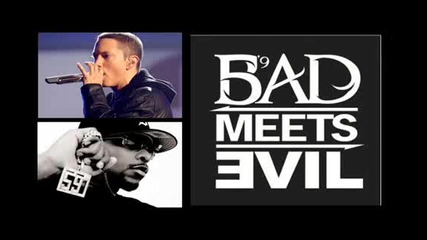 Eminem - Fast Lane ft. Royce Da 5 9 (bad Meets Evil) 2011 [hd]