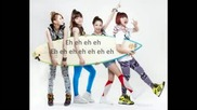 ^ Eng Sub^ 2ne1 - Try to Copy Me