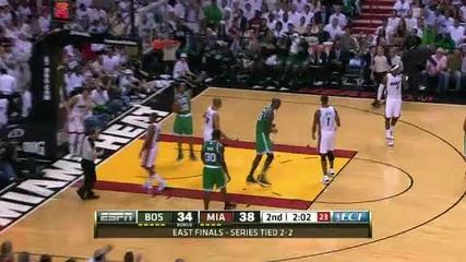 Nba- Маями Хийт - Бостън Селтикс (06.06.2012г.)