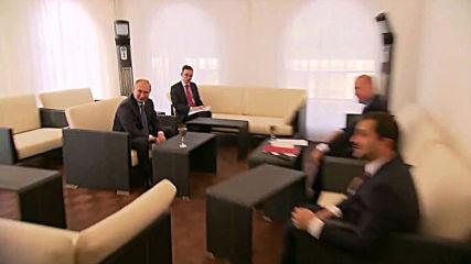 Russia: Putin, Erdogan hold tete-a-tete in Sochi