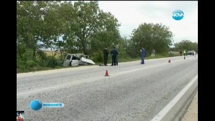 За 24 ч. 3 души загинали, 23 инцидента на пътя