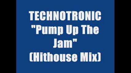 Technotronic - Pump Up The Jam (hithouse Mix)