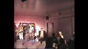 Rock Excelsior Accordion 2xstacks Of Marshalls Jon Hammond Band