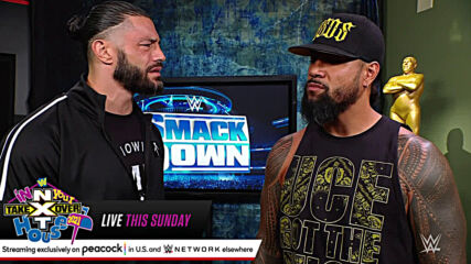 Jey Uso walks out on Roman Reigns and Jimmy Uso: SmackDown, June 11, 2021