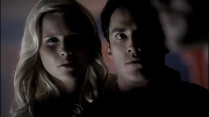 The Vampire Diaries 3x05 - The Reckoning - Klaus kill Tayler