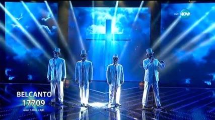 Belcanto - X Factor Live (27.10.2015)