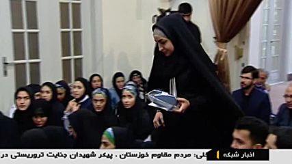 Iran: Khamenei blames Saudis and UAE for backing Ahvaz attack