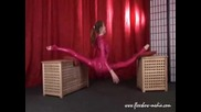 Най - гъвкавото момиче в света