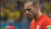 05.07.2014 Холандия - Коста Рика 0:0 (4:3) (световно първенство)