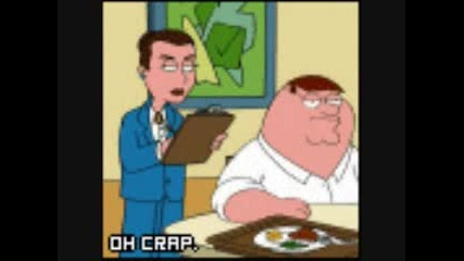 Simpson Famyli Guy Movie 2